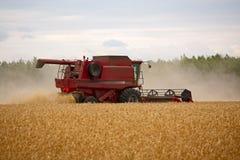 Harvester royaltyfria foton