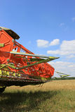 Harvester Royaltyfri Foto