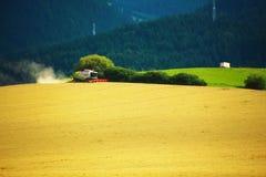 harvester Στοκ φωτογραφία με δικαίωμα ελεύθερης χρήσης