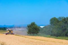 harvester Fotografia de Stock
