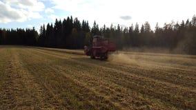 harvester Imagem de Stock Royalty Free