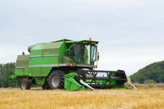 Harvester Stock Image