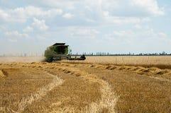Harvesting Stock Photo