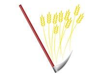 Harvesting bread. This is a harvesting Bread vector illustration