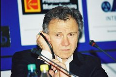Harvey Keitel Royalty Free Stock Photo
