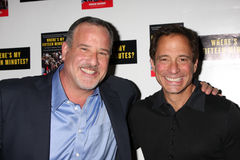 Harvey Levin,Howard Bragman Stock Photo