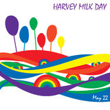 Harvey Milk Day Stock Images