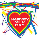 Harvey Milk Day Royalty Free Stock Photos