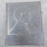 Harvey Milk Memorial Plaque, 2 Imagenes de archivo
