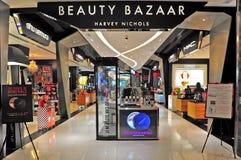 Harvey nichols cosmetics outlet, hong kong Royalty Free Stock Image