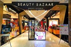 Harvey nichols cosmetics outlet, hong kong Stock Image
