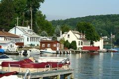 Harvey's Lake Royalty Free Stock Image