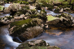 Harz Mountain River Stock Photography