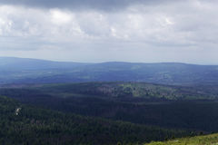 In the Harz mountains Royalty Free Stock Photography