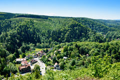 Harz panorama Royalty Free Stock Photo