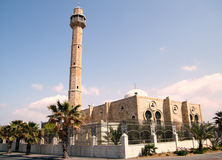 hasan μουσουλμανικό τέμενο&sigmaf Στοκ Εικόνα