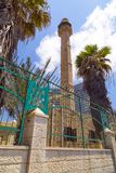 Hasan Bey Mosque à Tel Aviv photo libre de droits