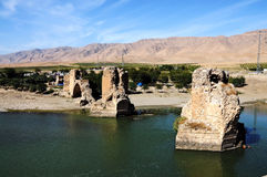 Hasankeyf Royalty Free Stock Photography
