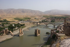 Hasankeyf Royalty Free Stock Images