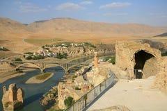 Hasankeyf Castle Stock Photography