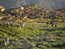 Hasankeyf ruins, Turkey Stock Photography
