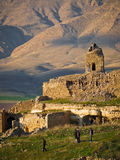 Hasankeyf ruins, Turkey Royalty Free Stock Images