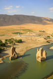 Hasankeyf Village Royalty Free Stock Images