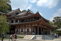 Hase Dera Kannon, Kamakura, Japan Stock Photo