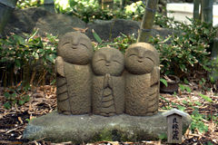 Hase Dera Kannon, Kamakura, Japan Royalty Free Stock Photos