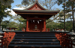 Hase Dera Kannon, Kamakura, Japan Stock Photography