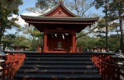 Hase Dera Kannon, Kamakura, Japan Stock Photography