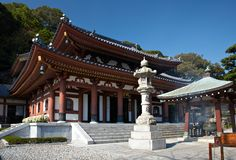 Hase Temple Royalty Free Stock Photos