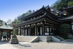Hasedera, Kamakura - Japón Fotografía de archivo