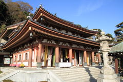 Hasedera, Kannondo Royalty Free Stock Photography