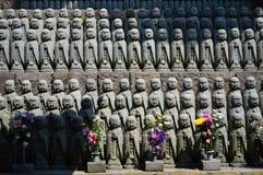 Hasedera tempel Royaltyfria Bilder