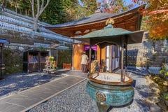 Free Hasedera Temple In Kamakura Stock Photography - 40663342