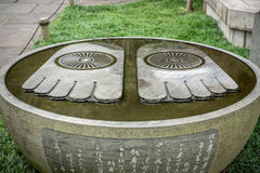 Hasedera Temple in Kamakura, Japan Royalty Free Stock Images