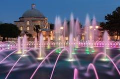 Haseki Hurrem Sultan Hamami and fountain, Istanbul, Turkey. Stock Image