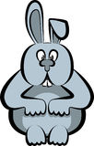 Hasen, Kaninchen Stockbild