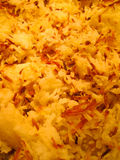 Hash Browns 1. Cooked hash browns ready to eat Royalty Free Stock Image