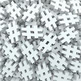 Hash Tag Number Pound Symbol Message Background Stock Photo