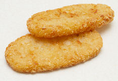 Hashbrowns stock image