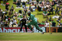 Hashim Amla Stock Photo