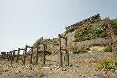 Hashima island Stock Photos