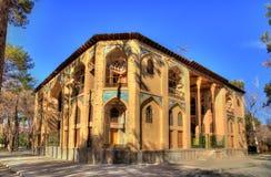 Hasht Behesht palace in Isfahan Stock Images