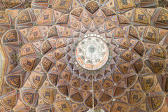 Hasht Behesht Palace in Isfahan, Iran. Stock Photography