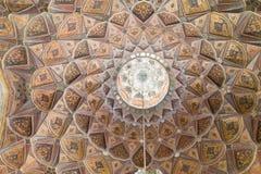 Hasht Behesht Palace in Isfahan, Iran. Stock Photography