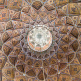 Hasht Behesht Palace in Isfahan, Iran. Stock Photos