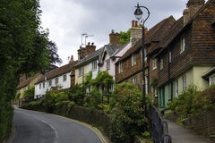 Haslemere cottages Stock Image