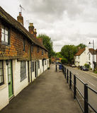Haslemere cottages Royalty Free Stock Photo
